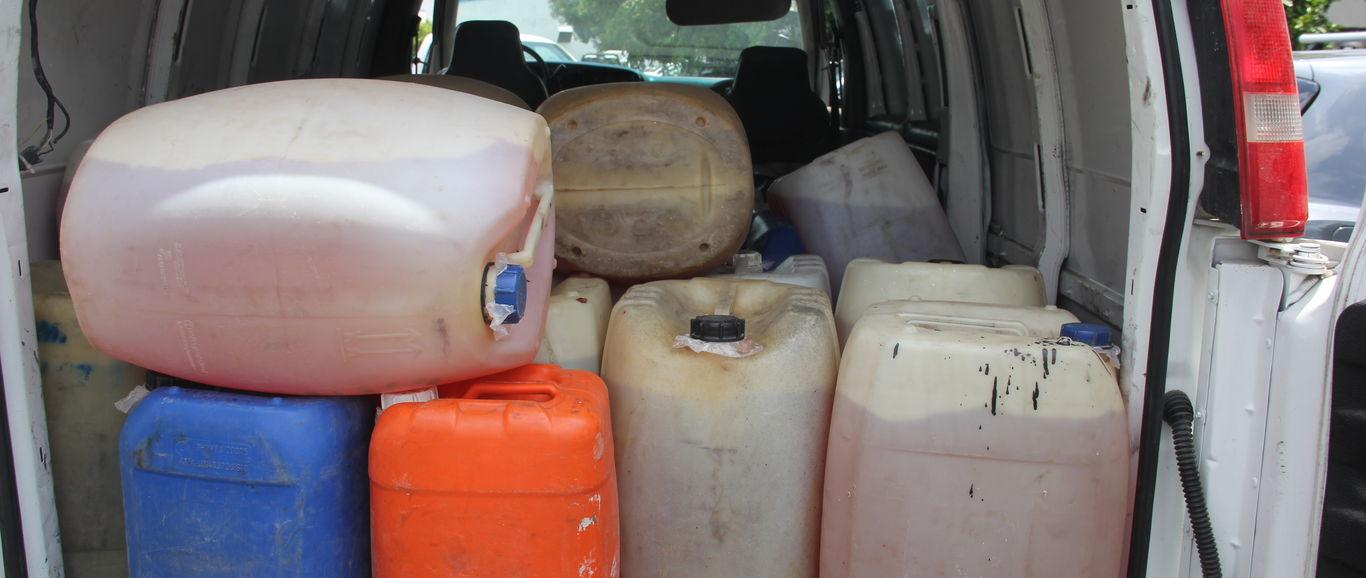 Ricardo Anaya reconoce problema de huachicol en Tlaxcala