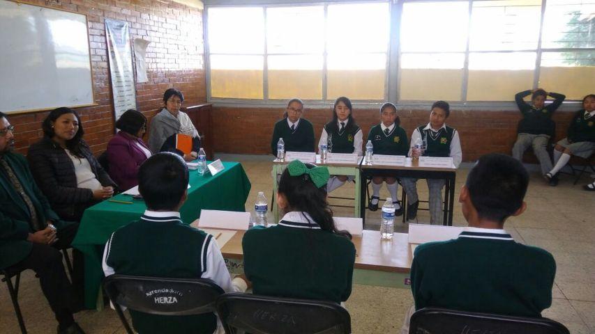 El DIF municipal promueve Los Derechos de los Niños a través de un foro