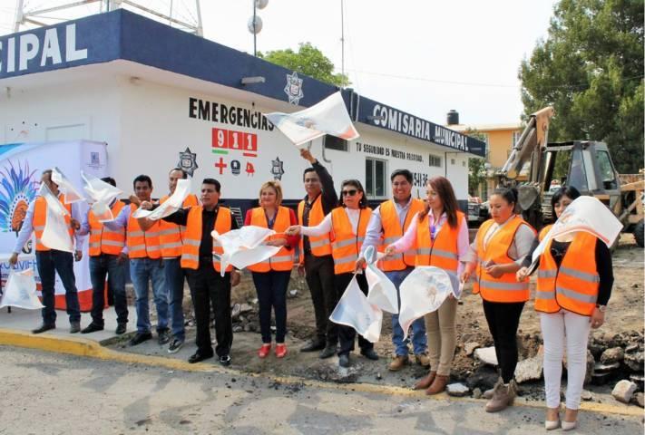 Villarreal Chairez inicia los trabajos de la ampliación del C2