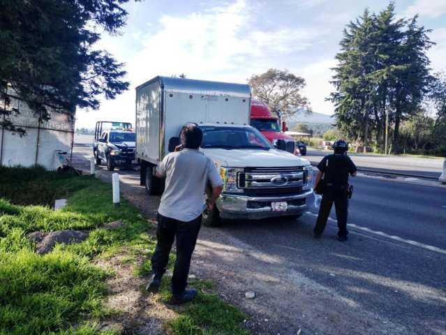 Policía Estatal recupera en Xaloztoc vehículo con reporte de robo