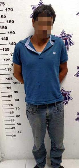 Ubica SSC tractocamión con reporte de robo y asegura a una persona en Tlaxco