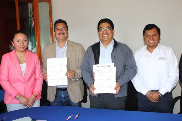 Signan convenio de colaboración Ayuntamiento y SECTUR