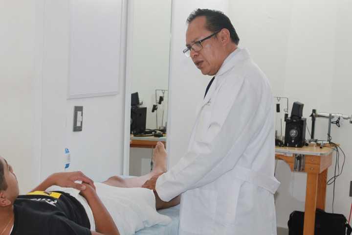 Ayuntamiento fomenta el cuidado de la salud con jornada de Pie Plano