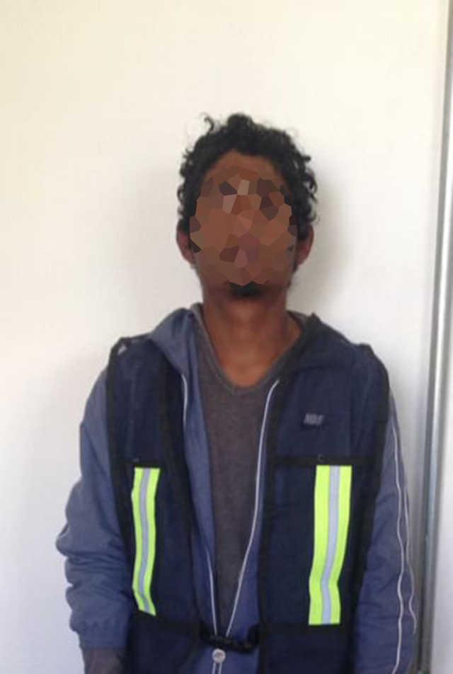 La SSC detiene en Atempan a dos personas con posesión de marihuana