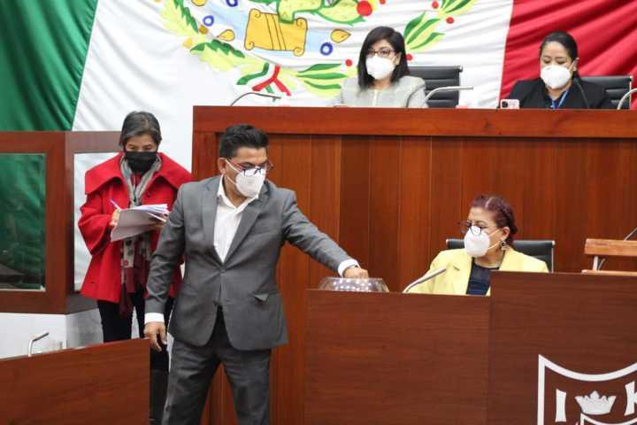 Queda ratificado José Luis Garrido como presidente de Concertación Politica