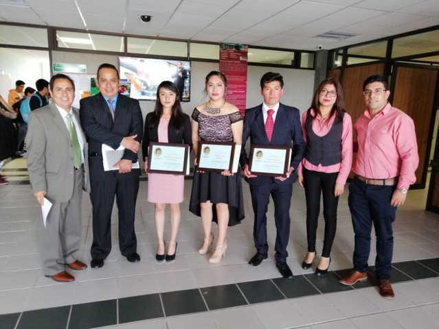 Estudiantes de la UTT son reconocidos por empresa La Morena