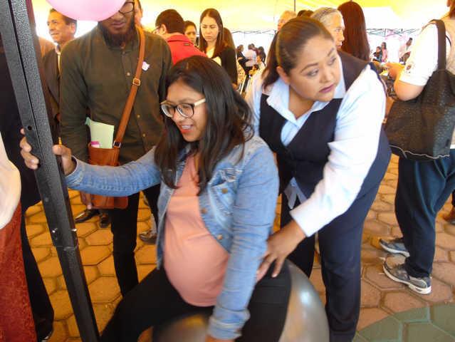 Brinda SESA atención materna y perinatal en el estado