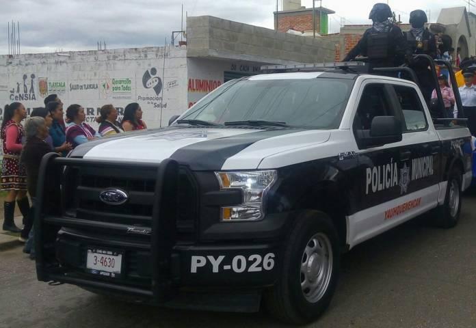 Seguridad Municipal implementara operativo en los comicios del 1 de julio
