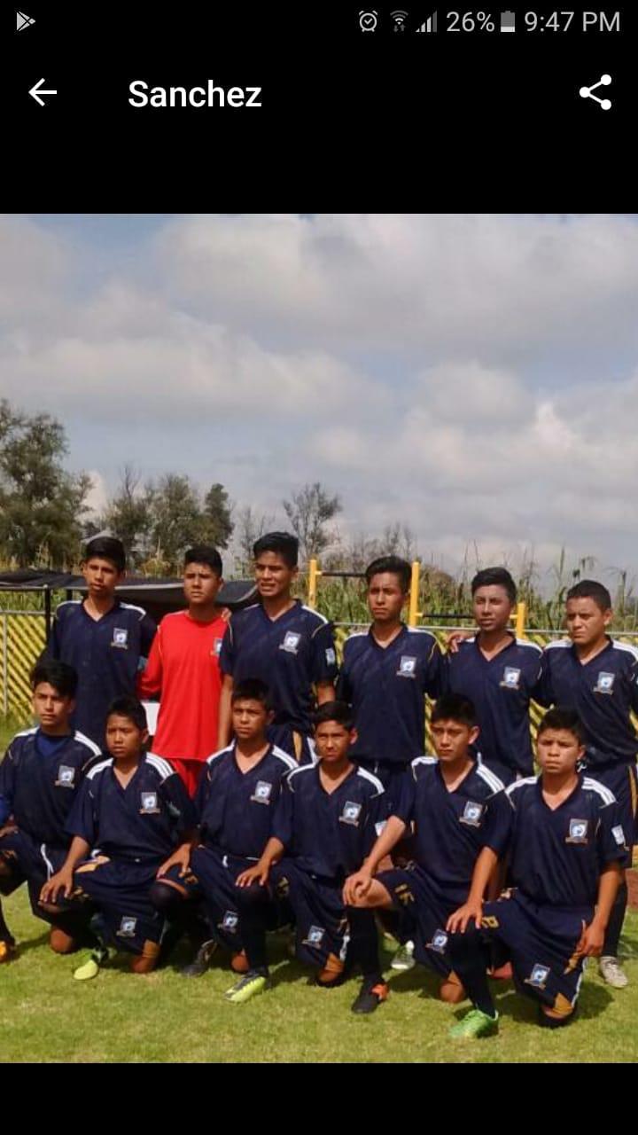 """Club """"Nahuales"""" en busca incorporar a jóvenes de Zacatelco en sus filas"""