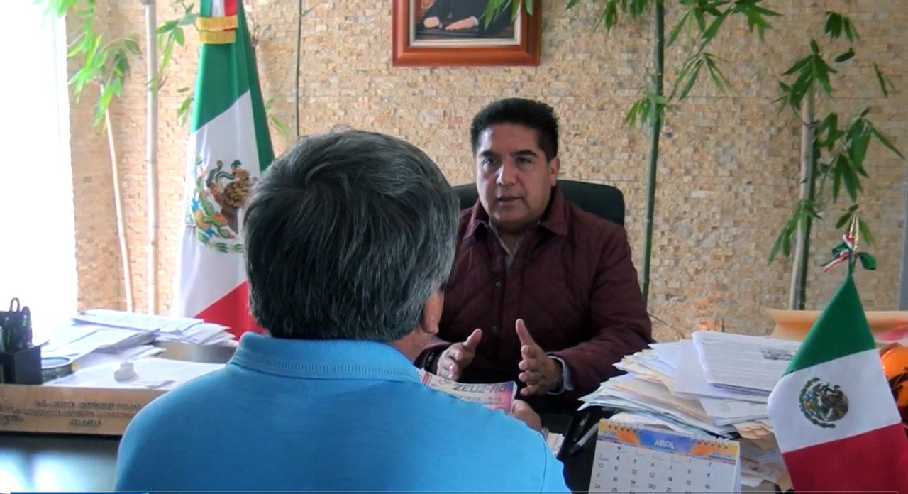 """Continúa el """"Miércoles Ciudadano"""" en Calpulalpan"""