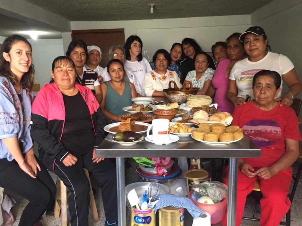 Cultura Comunitaria impulsa intercambio de conocimientos entre mujeres tlaxcaltecas