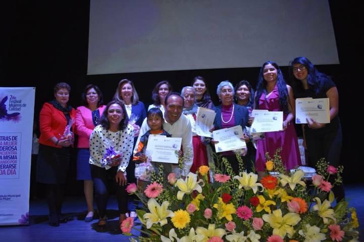 Se realizó el 2do festival de Mujeres de Calidad