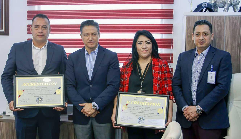 Tlaxcala logra re-acreditación del centro de reinserción femenil y de adolescentes