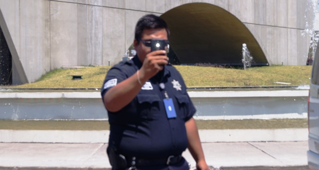 Teme policía de Apizaco difusión de actos de corrupción