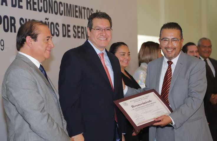 Certeza en justicia para mantener crecimiento económico: Marco Mena