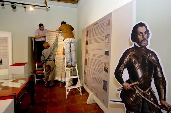 """Presentará Museo de la Memoria exposición """"Tlaxcala, Colonización y Mestizaje"""""""
