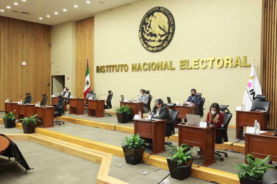 Concluye INE cómputos de la Consulta Popular 2021