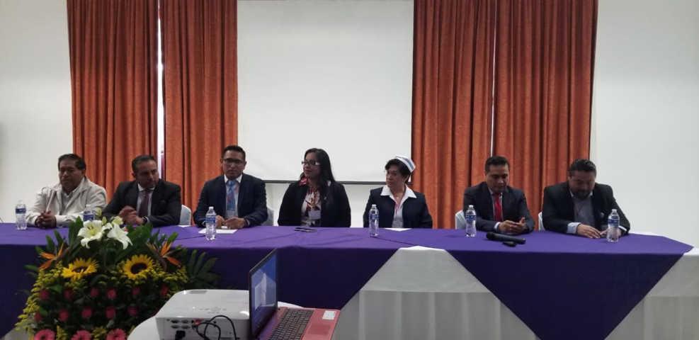 Conmemora SESA noveno aniversario del Hospital General de Nativitas