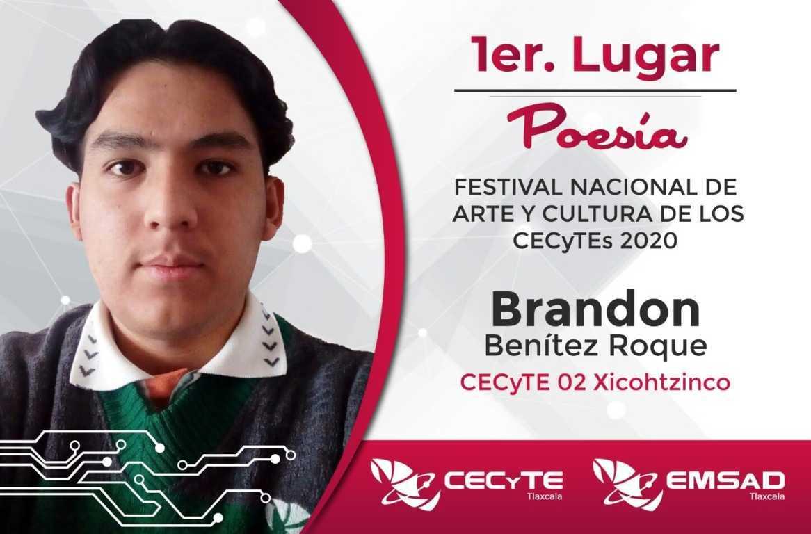 Por segundo año, Tlaxcala encabeza medallero en festival nacional de arte y cultura de los Cecytes 2020