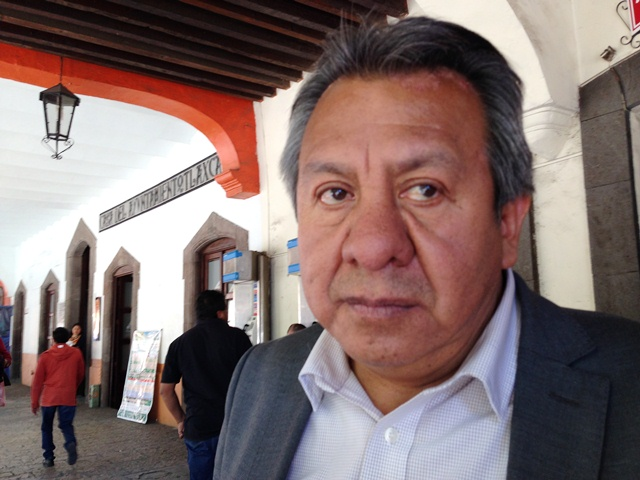 Congreso podría sancionar a alcaldes, dice Alberto Amaro