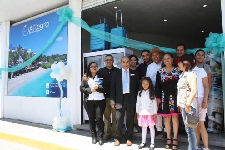 Con esta nueva Agencia de Viajes  promovemos el turismo en el municipio: alcalde