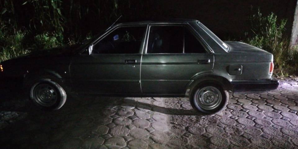 Seguridad municipal recupera dos vehículos con reporte de robo