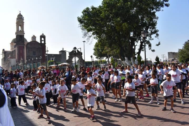 Todo un éxito la 2da Carrera Municipal de la Mujer en Zacatelco