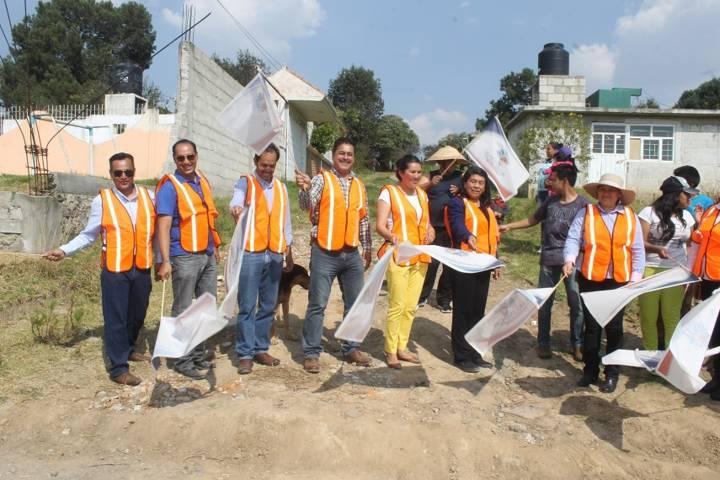 Con obras de calidad abatimos el rezago social en el municipio: alcalde