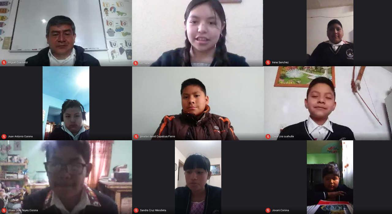 Fortalecen lenguas náhuatl y hñahñu en municipios de Tlaxcala
