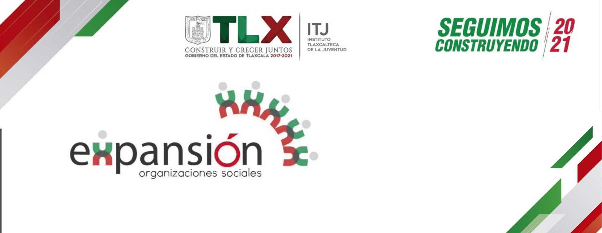 Invita ITJ a organizaciones civiles a participar en la convocatoria expansión