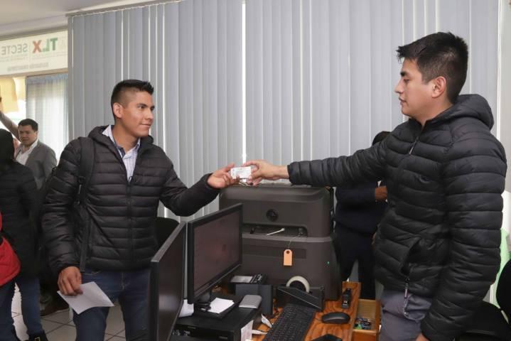 Otorgó Secte más de 42 mil servicios a tlaxcaltecas