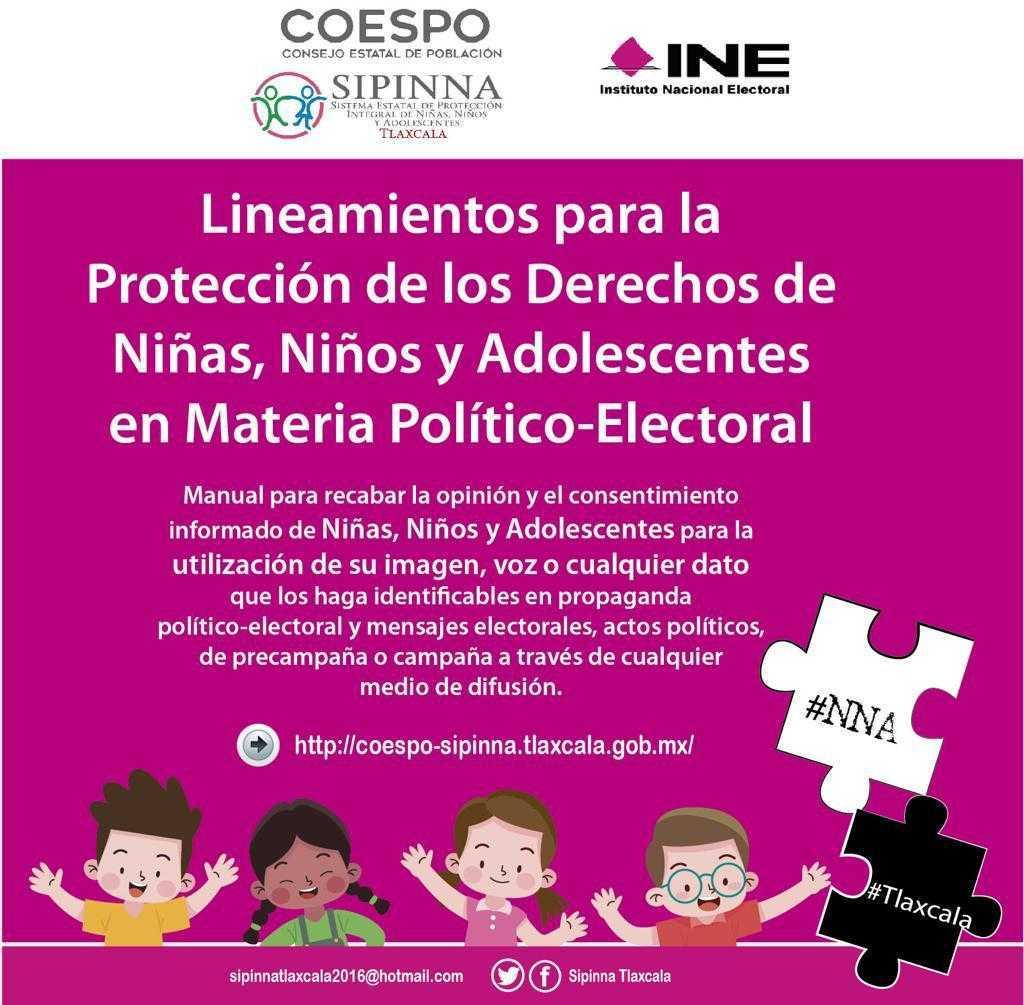 Presentan lineamientos para la protección de los derechos de niñ@s