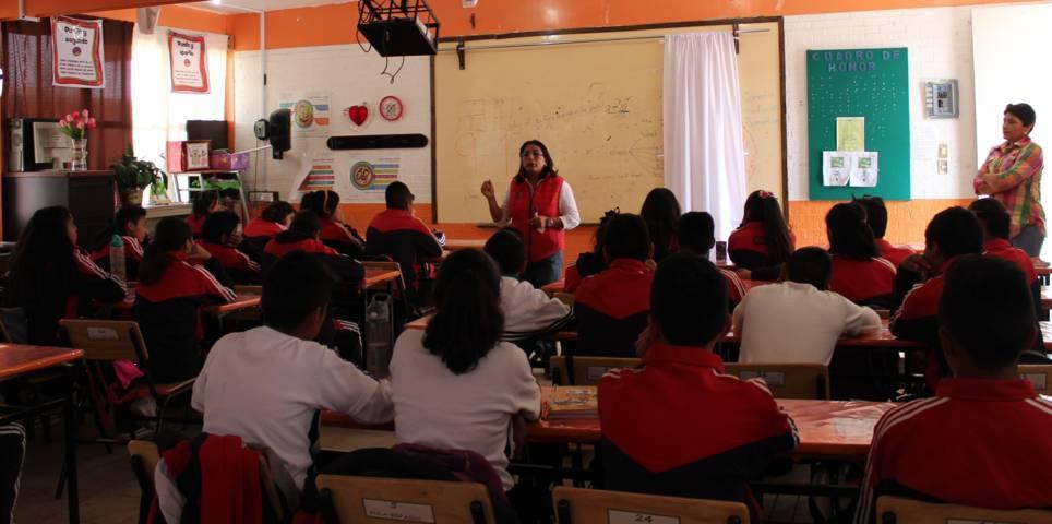 Capacitó CESESP a más de 12 mil estudiantes de nivel básico y medio superior