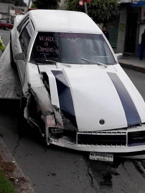 Conductor irresponsable es buscado para que pague daños