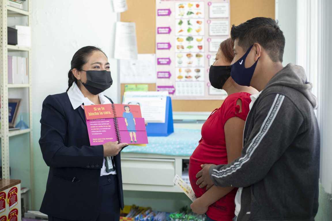 Se suma SESA a conmemoración del día mundial de la planificación familiar