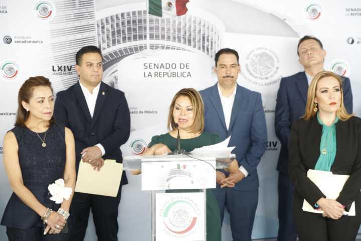 Plantea Minerva Hernández reasignación presupuestal por emergencia internacional