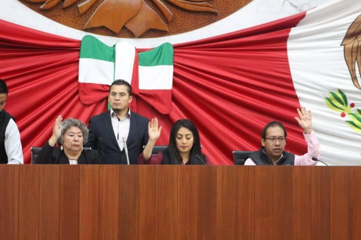 Congreso del Estado aprobó la cuenta pública 2017 de Zacatelco