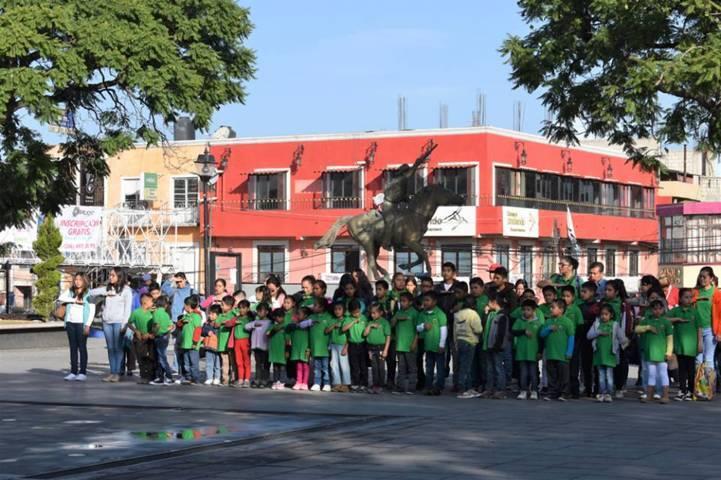 Ayuntamiento de Zacatelco inicio los cursos de verano 2018