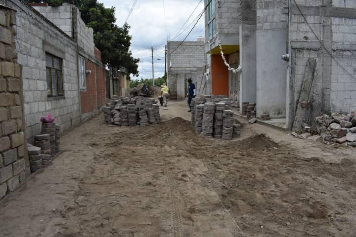 Con mantenimiento en espacios públicos mejoran la imagen urbana
