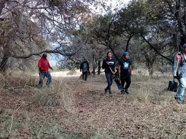 Brigada Rural de Ixtacuixtla logra sofocar incendio de gran magnitud