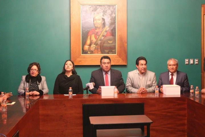 Recibe Congreso de Tlaxcala Segundo Informe de Gobierno del Ejecutivo Estatal