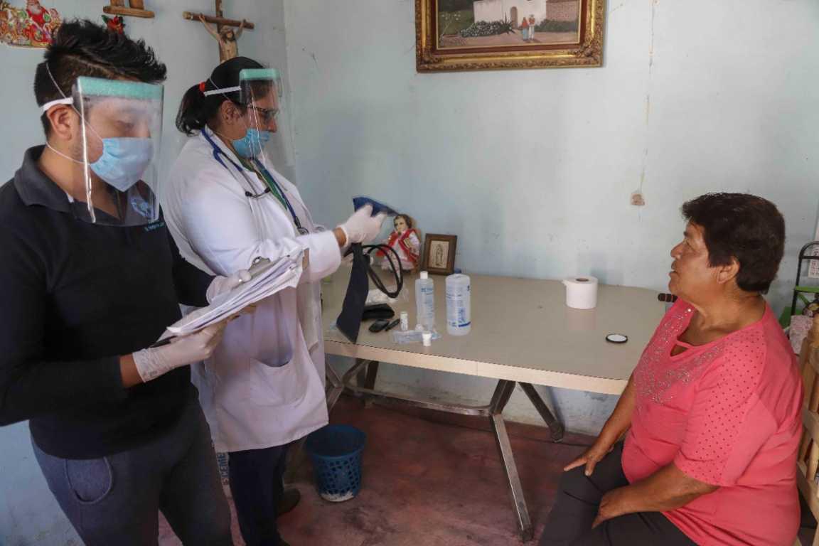 Cuenta SESA con tratamiento para detección de tuberculosis