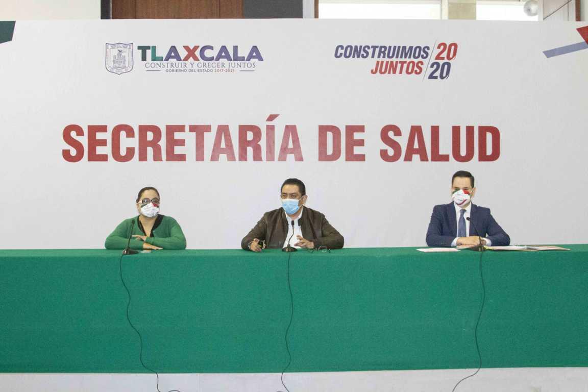 Tlaxcala sin casos confirmados de influenza: SESA