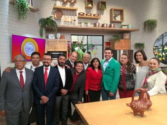 Municipio de Tlaxcala muestra su riqueza cultural y gastronómica a nivel nacional
