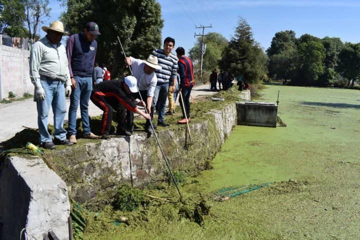 Ayuntamiento implementa jornada de limpieza para preservar espacios ecológicos