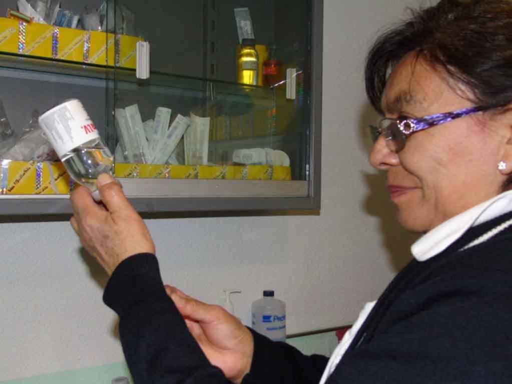 Fortalece SESA Campaña de Vacunación contra la Influenza