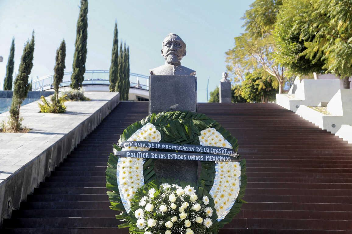 CIV Aniversario de la Promulgación de la Constitución Política de México
