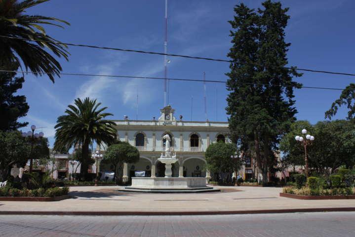 Hacen de Calpulalpan durante actual gobierno municipal una ciudad progresista