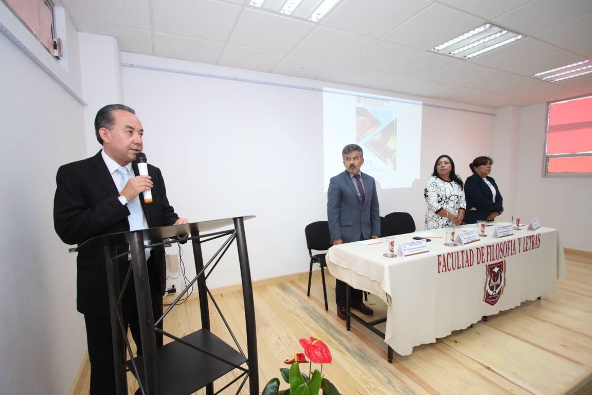 Inauguran las XXVl Jornadas Filosóficas de la UATx