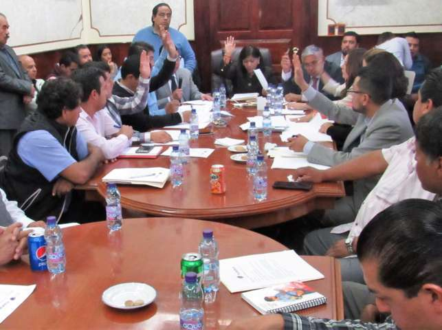 Aprueba Cabildo capitalino Consejo Consultivo de Turismo Municipal